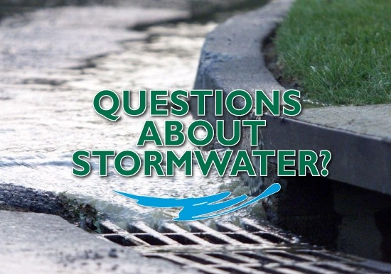 Questions About Stormwater?